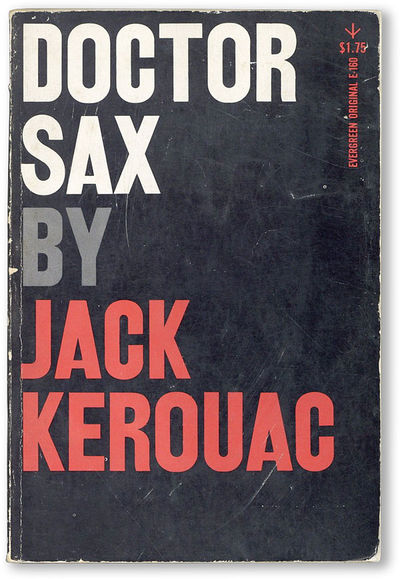 New York: Grove Press, 1959. First American Edition. Paperback. First Printing. Octavo; black wrappe...