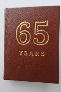 UP 65 YEARS TO LARCHMONT