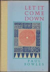 image of Let It Come Down