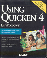 Image for USING QUICKEN 4 FOR WINDOWS