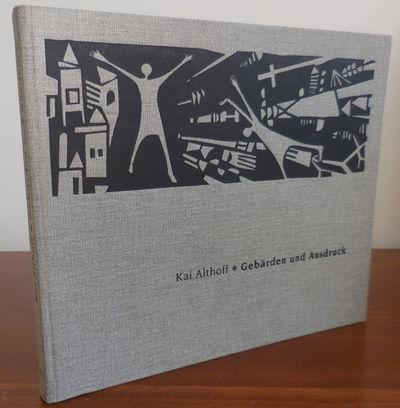 Germany: Lukas & Sternberg, 2002. First edition. Cloth. Near Fine. Oblong clothbound quarto. 197 pp....
