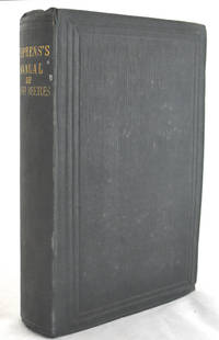 A Manual of British Coleoptera, or Beetles; containing a brief description of all the species of beetles... by James Francis Stephens - 1st Edition - 1839 - from E C Books and Biblio.com