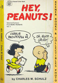 Hey Peanuts! : Selected Cartoons From More Peanuts, Volume 2