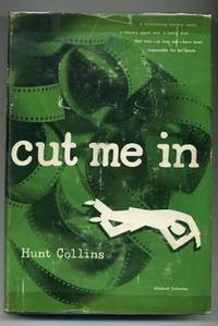 Cut Me In   (Signed Bookplate) by  Hunt    (Pseudonym of Ed McBain) Collins - Signed First Edition - 1954 - from abookshop and Biblio.co.uk