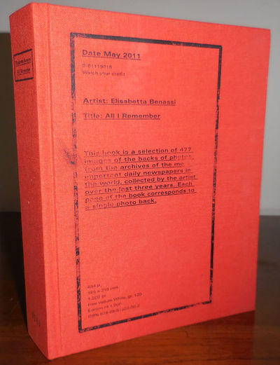 Roma: Nero, 2011. First edition. Cloth. Very Good. Thick clothbound 8vo. Issued without dustwrapper....