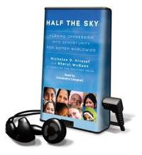 Half the Sky: Turning Oppression into Opportunity for Women Worldwide (Playaway Adult Nonfiction)