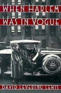 image of When Harlem was in Vogue