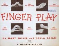 Finger Play: Songs For Little Fingers
