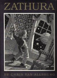 Zathura  - 1st Edition/1st Printing