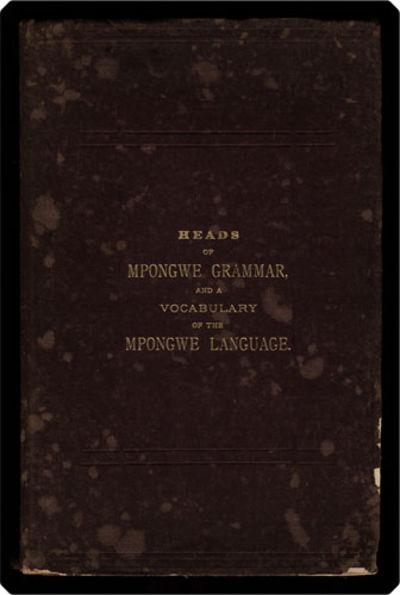 New York: Mission House, 1879. 8vo (23.5 cm, 8.25