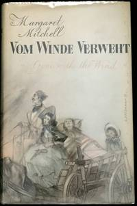 "VOM WINDE VERWEHT; ""Gone With The Wind"" / Roman"