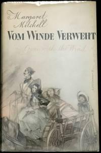 """VOM WINDE VERWEHT; """"Gone With The Wind"""" / Roman"""