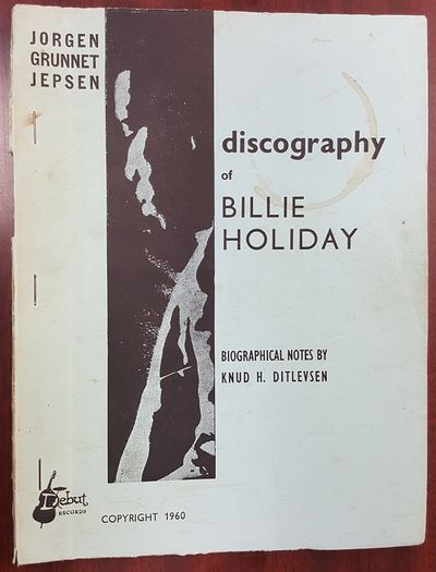 Brande, Denmark: Debut Records, 1960. Catalog. 12mo; good+/wraps; blue spine with black text; side-s...