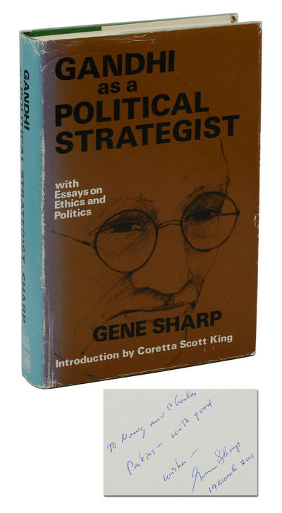 Boston: Porter Sargent, 1979. First Edition. Fine/Good+. Signed by Sharp on half title, inscribed to...