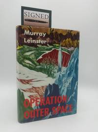 Operation: Outer Space (Fantasy Press Science Fiction)