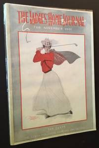 The Ladies' Home Journal --November 1901 (Cover of a Woman Golfer)