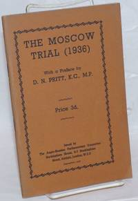 The Moscow trial (1936)