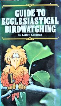 image of Guide to Ecclesiastical Birdwatching