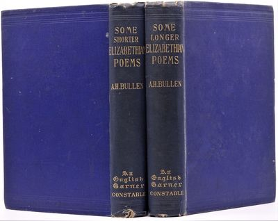 London: Archibald Constable and Co., 1903. Three volumes of this 12 volume series, all three with th...