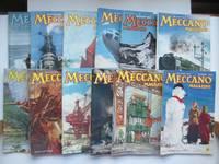 image of Meccano magazines: volume 37 [XXXVII] complete