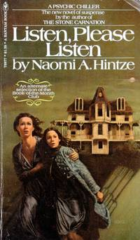 Listen, Please Listen by  Naomi A Hintze - Paperback - 1975 - from Kayleighbug Books and Biblio.com