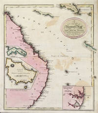 A New and Accurate Map of New South Wales with Norfolk and Lord Howe's Islands Port Jackson & c. from Actual Surveys