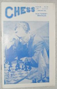 Chess: End-May 1963, Volume 28, No 433