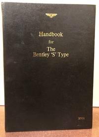 HANDBOOK FOR THE BENTLEY 'S' TYPE. Number 17