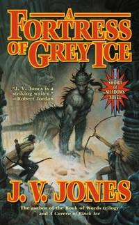 image of A Fortress of Grey Ice: Book Two of Sword of Shadows (Sword of Shadows Series)