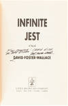 View Image 2 of 2 for Infinite Jest (Signed First Edition) Inventory #24605