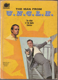 image of The Man from U. N. C. L. E. and the Affair of the Gentle Saboteur