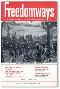 Freedomways: A Quarterly Review of the Negro Freedom Movement, Vol. 7, no. 4, Fall, 1967