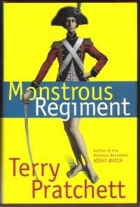 MONSTROUS REGIMENT  A Novel of Discworld