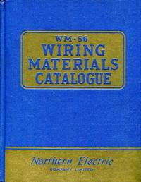image of Wiring Materials Catalogue WM - 56