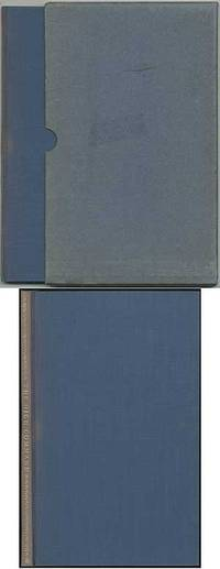 Camden: The Haddon Craftsmen, 1935. Hardcover. Near Fine. First edition. Cloth in slipcase. Spine a ...