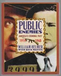 Public Enemies America's Criminal Past, 1919-1940