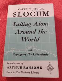 image of SAILING ALONE AROUND THE WORLD_THE VOYAGE OF THE LIBERDADE