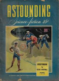 image of ASTOUNDING Science Fiction: November, Nov. 1942