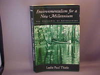 image of Environmentalism for a New Millennium: The Challenge of Coevolution