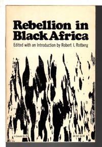 image of REBELLION IN BLACK AFRICA.