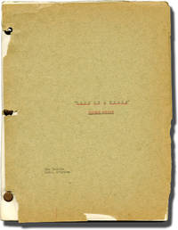 Lady on a Train (Original screenplay for the 1945 film)