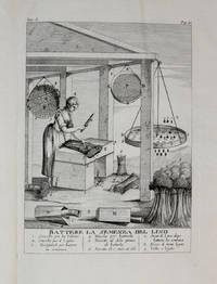 Coltivazione e governo del lino mazuolo