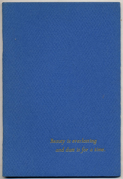 Brooklyn: The Lafayette Avenue Presbyterian Church of Brooklyn, 1972. Softcover. Fine. First edition...