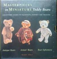 Masterpieces in Miniature. Teddy Bears. 3 books boxed set
