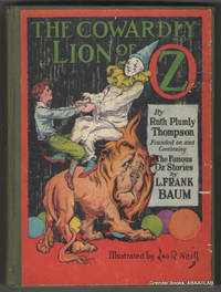 The Cowardly Lion of Oz.