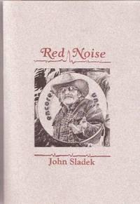Red Noise ---by John Sladek -a Signed Copy ---with Flatland ---by John Sladek