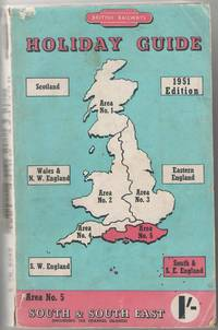 image of Holiday Guide 1951. Area No.5 South & South East England including the Channel Islands