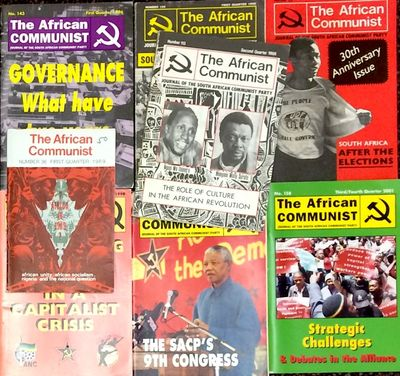 London; Johannesburg: Inkululeko Pubs. for the South African Communist Party, 2004. Paperback. Sixty...