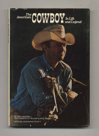 image of The American Cowboy in Life and Legend