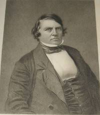 image of Original 1849 Steel Engraving of John Minor Botts .